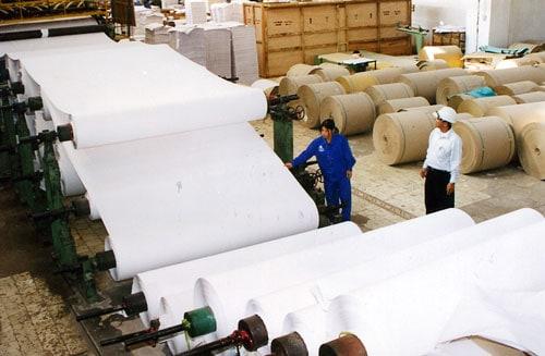 Bảng báo giá hóa chất sản xuất giấy chuẩn nhất trên thị trường