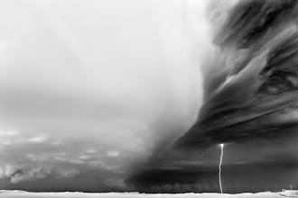 Photo: Mesocyclone: Valentine Nebraska