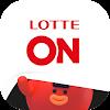 롯데 ON - 롯데닷컴 (Lotte.com 롯데,백화점,홈쇼핑,쇼핑) 대표 아이콘 :: 게볼루션