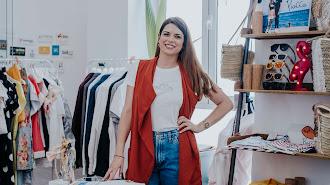 Carolina, diseñadora y creativa de PioCCa.