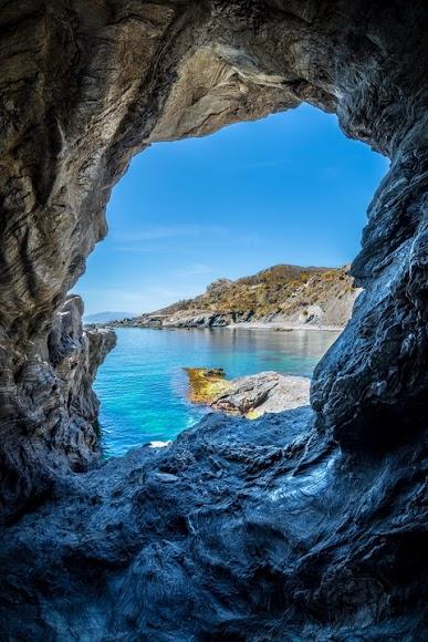Cuevas del Almanzora, cala del Pirata.