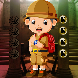Firefighter Rescue Best Escape Game-302