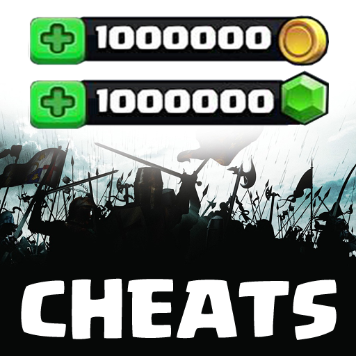 Cheats For Clash Royale app (apk) free download for Android/PC/Windows