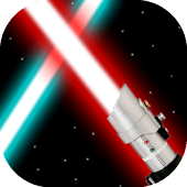 LightSaber Laser Battle