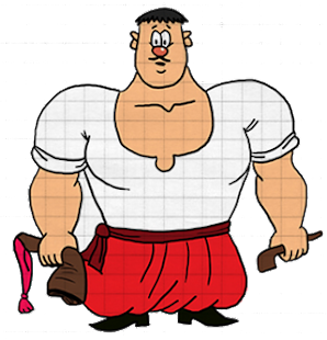 Download How to draw cartoon Cossacks Free