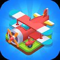 Merge Plane - Click & Idle Tycoon icon