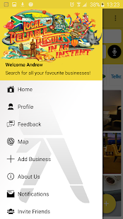 Yellow Pages South Africa- screenshot thumbnail