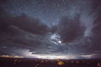 Photo: Storm Chasing in Nevada