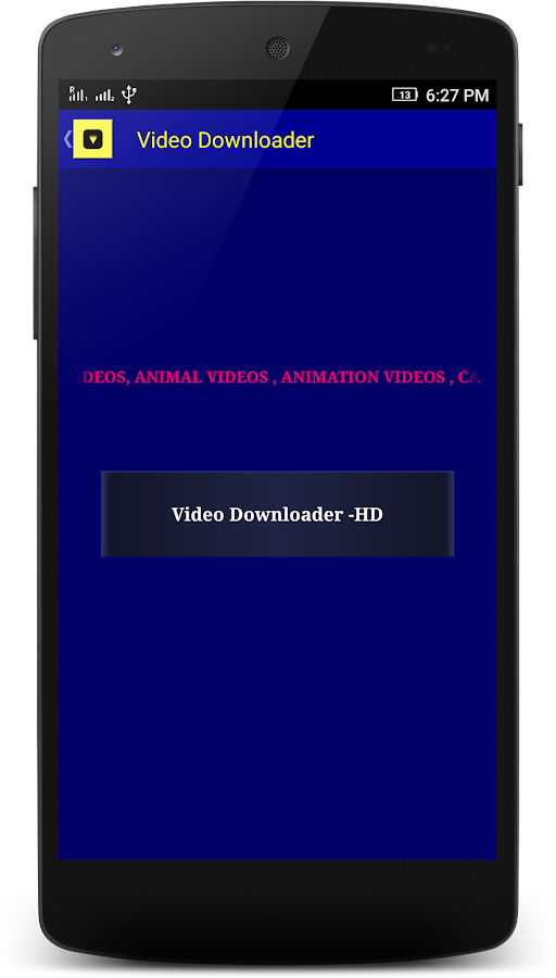 All Tube Video Downloader- screenshot