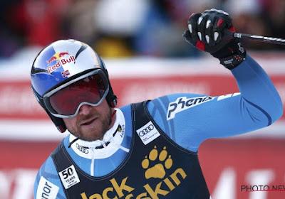 Aksel Lund Svindal s'impose en Super-G à Val Gardena