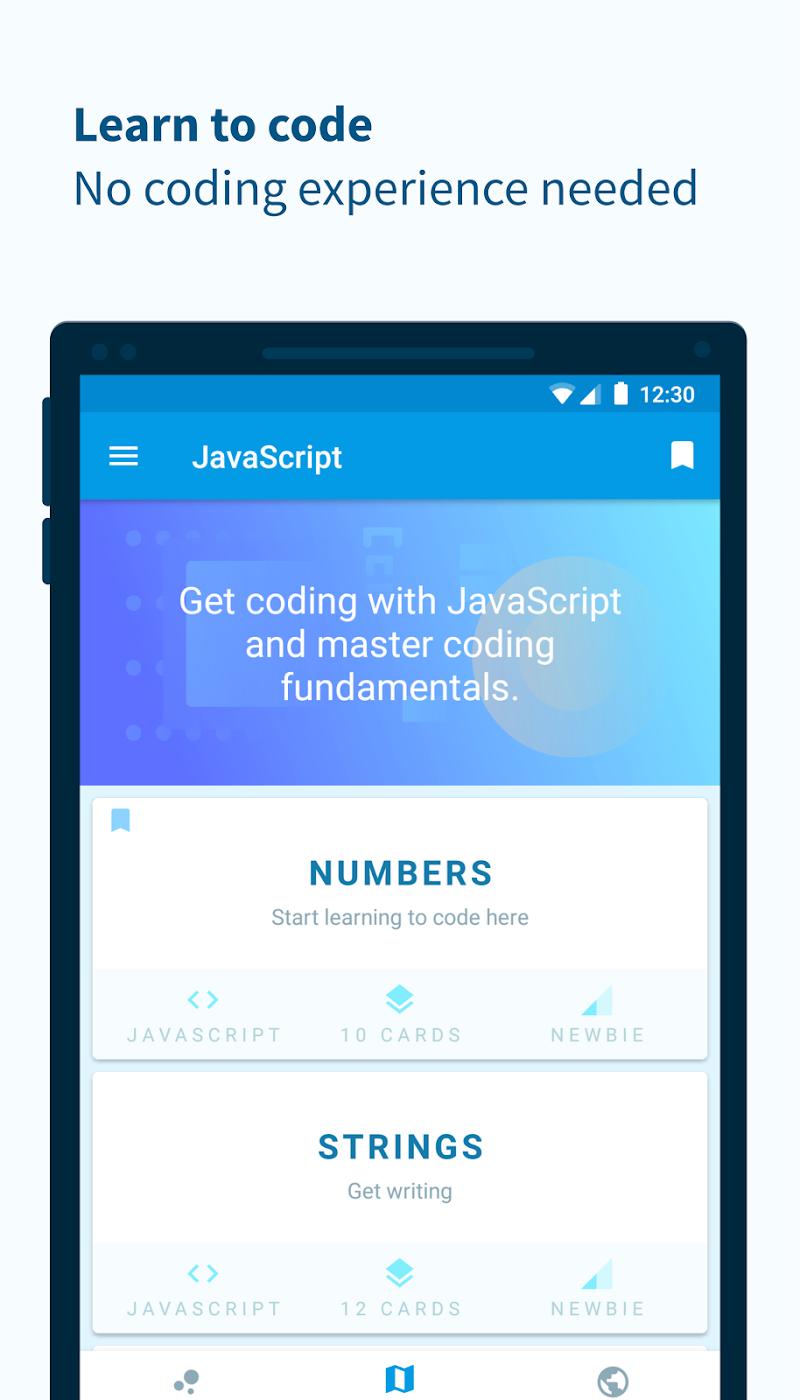 Encode: Learn to Code Screenshot