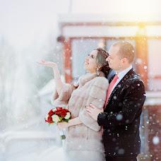 Wedding photographer Svetlana Chelyadinova (Chelyadinova). Photo of 21.01.2018