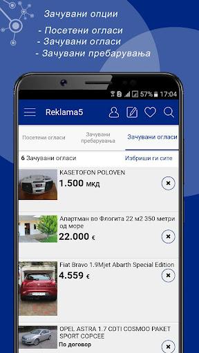 Reklama5 0.2.8 screenshots 7