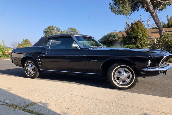 69 Mustang Ready to Impress Hire CA
