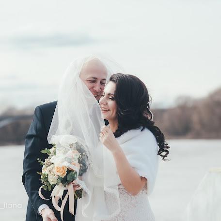 Свадебный фотограф Анастасия Ильина (Ilana). Фотография от 24.12.2017