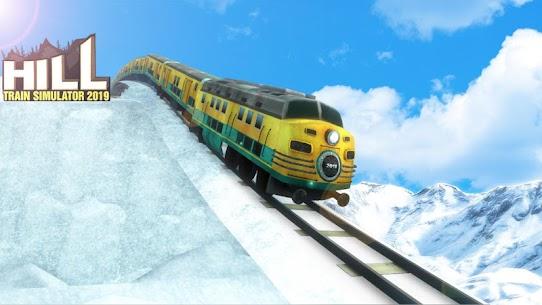 Hill Train simulator 2019 – Train Games 1