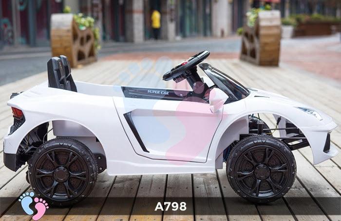 Xe ô tô điện trẻ em Lamborghini A798 11