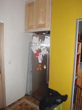 Photo: Van de frigo een kachel maken? Waarom niet!;)