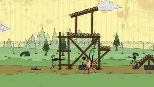 Doodle Army screenshot 1