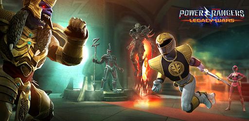 Power Rangers: Legacy Wars game (apk) free download for Android/PC/Windows screenshot