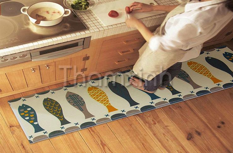 Hướng dẫn chọn thảm trải sàn cho không gian gia đình bạn