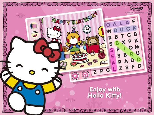 Hello Kitty. Detective Games 3.7 screenshots 2
