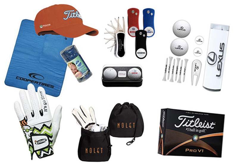 Phụ kiện chơi Golf đa dạng và được cải tiến không ngừng