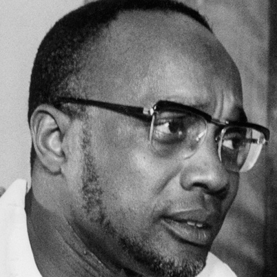 Photo: Amílcar Cabral (September 12, 1924 – January 20, 1973)