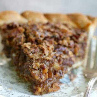 Chipotle Pecan Pie