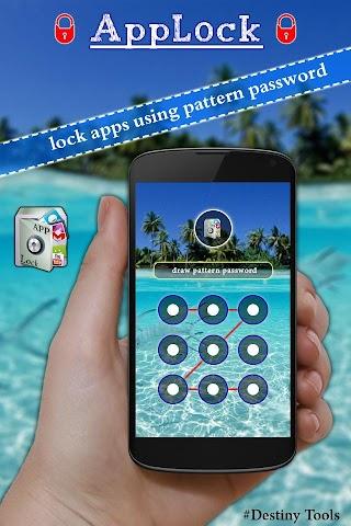 android AppLock Advance Screenshot 1