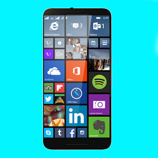 Download New Win 10 Launcher for Android on PC & Mac with