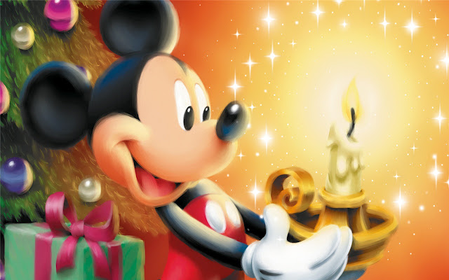Mickey Mouse and Donald Duck New Tab