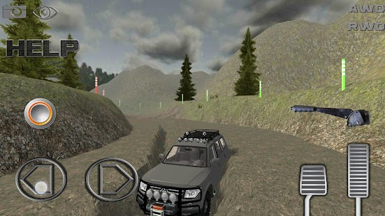 FULL DRIVE: DIRT TROPHYRAID screenshot