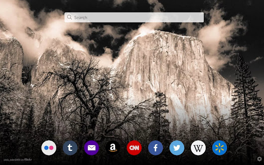 Search and New Tab by Yahoo
