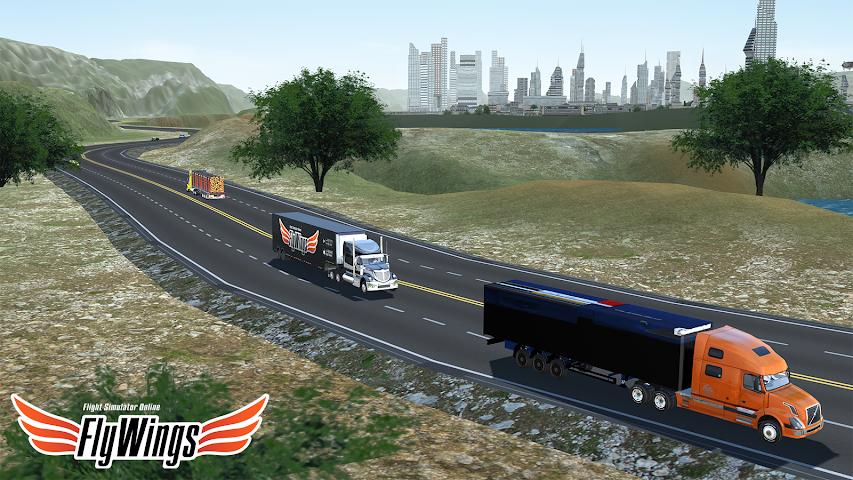 android Truck Simulator 2016 Free Game Screenshot 13