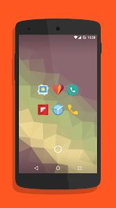 Polycon - Icon Pack v1.0