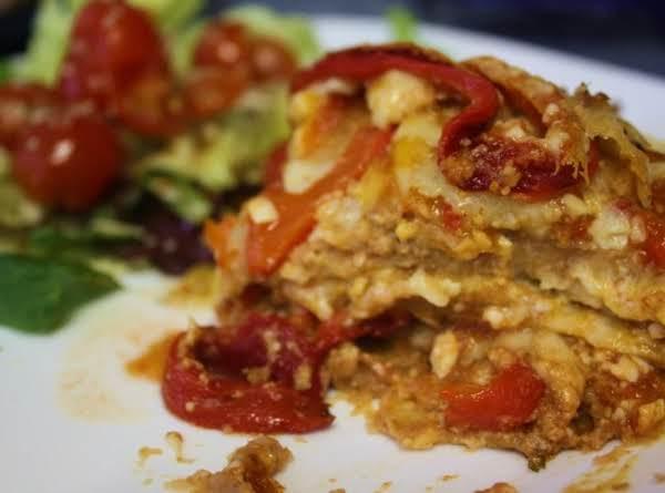 Fast Mexican Lasagna Recipe