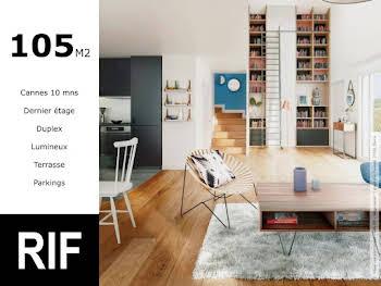 Appartement 4 pièces 105 m2