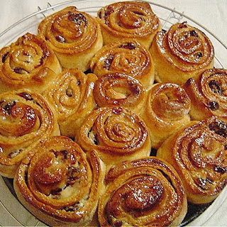 Authentic German Rose Cake Rosenkuchen Recipe