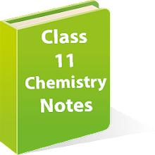 Chemistry Notes For Class 11 on Windows PC Download Free