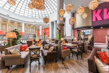 Ресторан Мушмула в ТЦ «Аврора Молл»