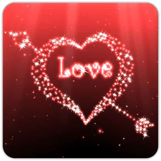 Hearts live wallpaper premium (app)