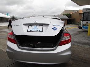 Photo: The CNG grand opening of Oregon's largest CNG fueling station was a big success.