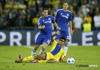 """Gullit: """"Hazard doit se concentrer sur son jeu offensif"""""""