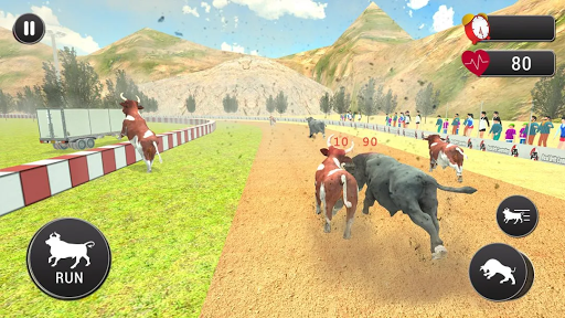 Angry Bull Racing Attack 1.3 screenshots 2