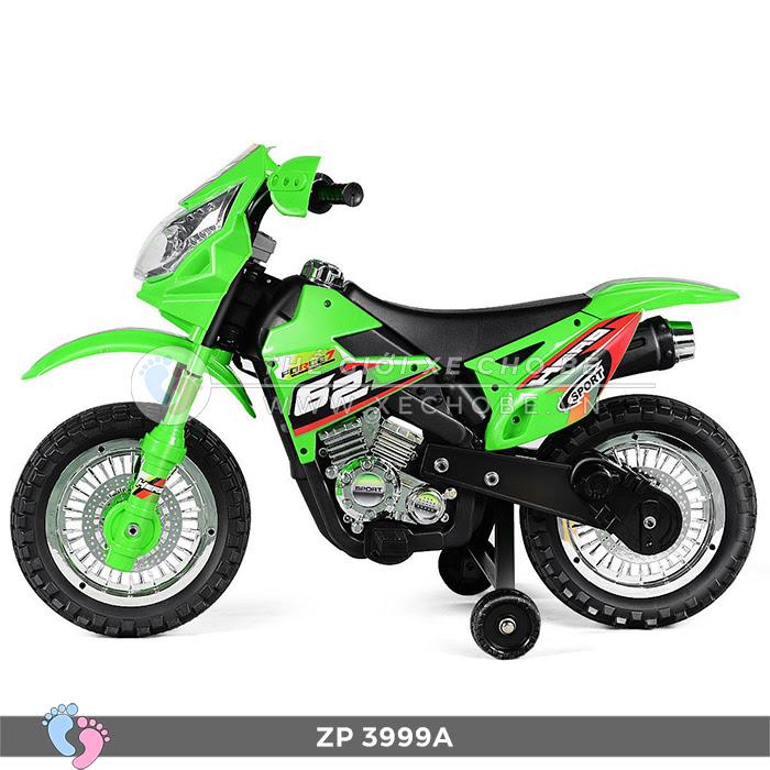 Xe mô tô điện địa hình 2 bánh ZP3999A 5