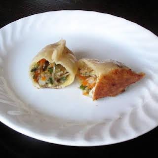 Vegetable Dumpling.