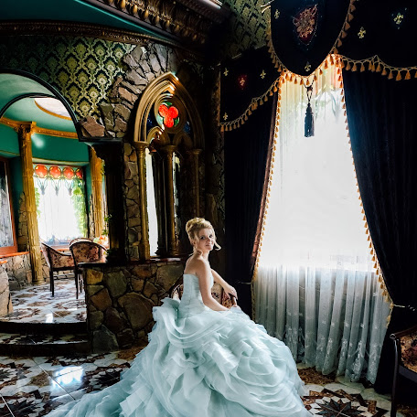 Wedding photographer Natalya Bochek (Natalieb). Photo of 03.11.2017