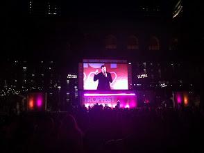 Photo: Hugh Jackman @ Tropfest NYC 2012
