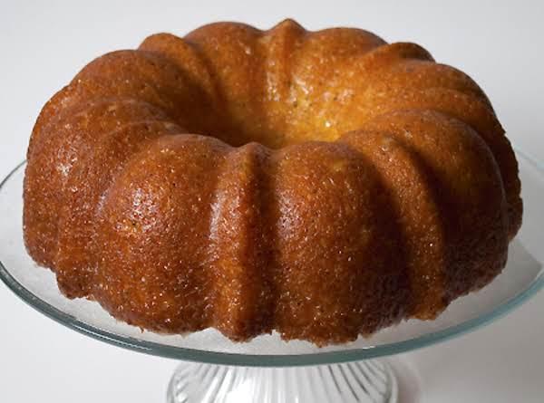 Simplified Lemonade Cake